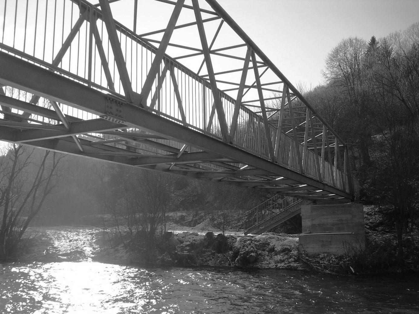 Oceľový most